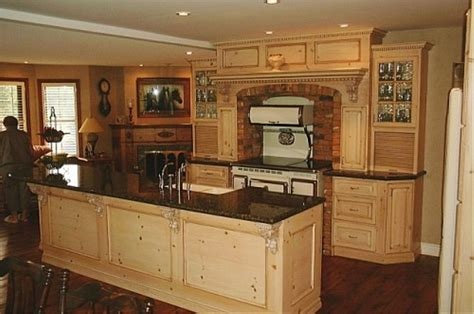 pine wood kitchen cabinets wooden furniture quality inspection my kitchen interior