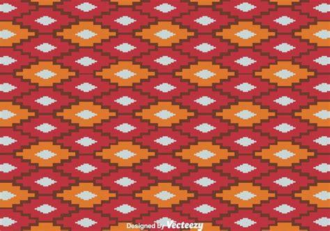 non pattern repeat aztec pattern vector download free vector art