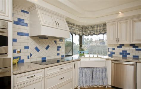 three kitchens on review ugly house photos kitchen accent tile tile design ideas