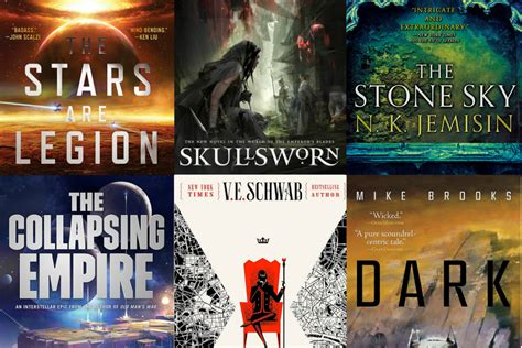 news follies of 2017 books 33 science fiction and books that everyone will be