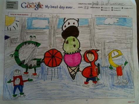 doodle 4 past themes doodle 4 mr malloy s 4th grade classroom