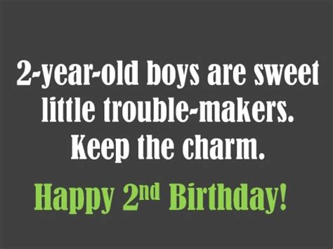 Birthday Quotes For 2 Year Boy 2 Year Old Birthday Quotes Quotesgram