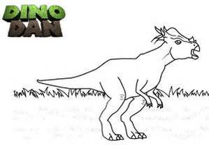 stygimoloch colouring pages 2