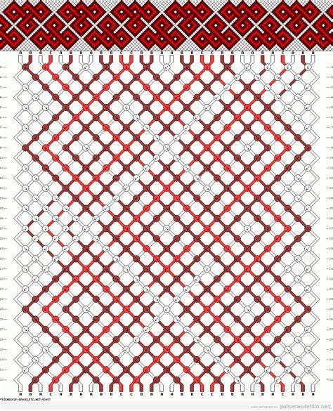 nudos celtas para pulseras tres patrones de pulseras de hilo con bonitos nudos celtas