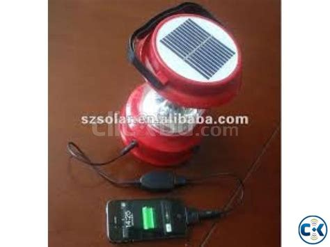 solar charging light solar charger light with power bank clickbd