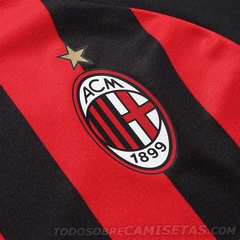 Ac Milan 19 ac milan 2018 19 20 todo sobre camisetas
