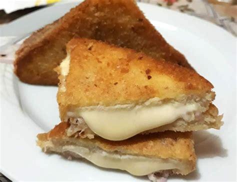 pane in carrozza pane in carrozza la ricetta classica della golosissima bont 224