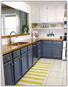 Kitchen Cabinet Idea French Blue Kitchen Cabinets Home Design Ideas