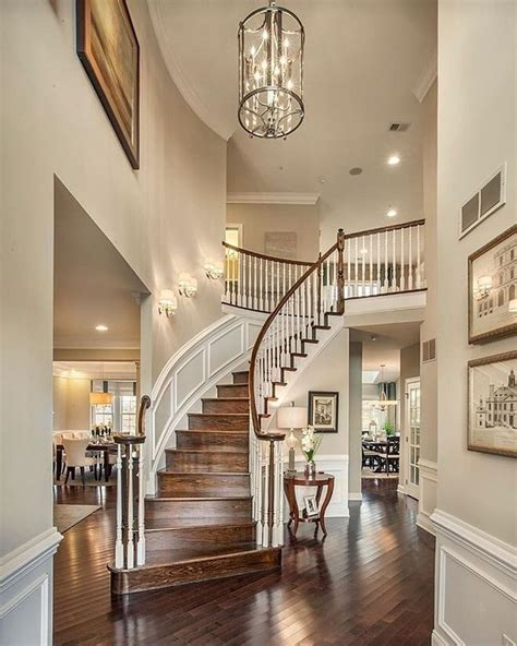 foyer modern 281 best images about staircases on carpets