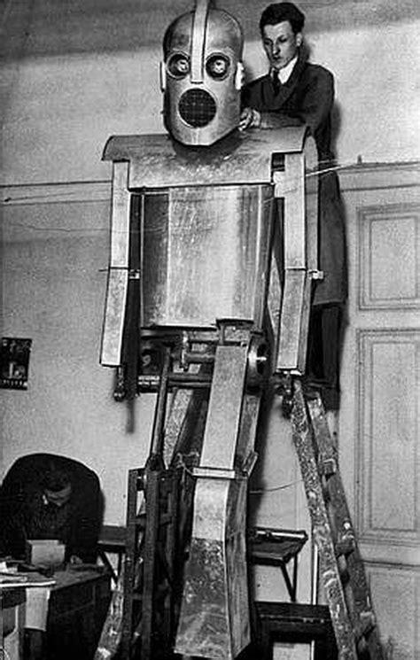 film robot old man 1937 quot machine man quot the budapest robot l 225 szl 243 zelenka