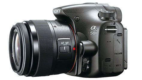 Kamera Dslr Sony Slt A58 sony slt a58 digitalkamera mit teildurchl 228 ssigem spiegel im test audio foto bild