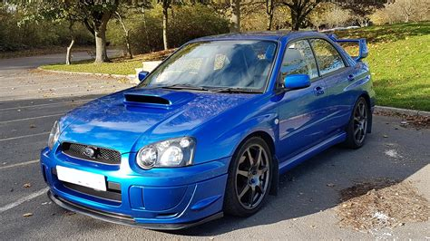 subaru turbo used 2005 subaru impreza wrx wrx turbo for sale in