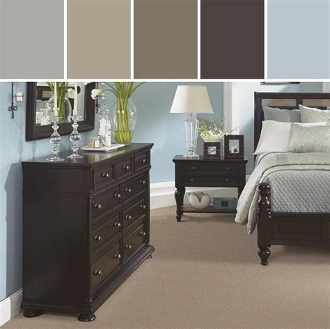blue bedroom dark furniture best 25 dark brown carpet ideas on pinterest brown