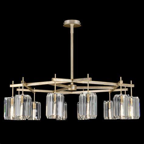 fine art ls chandelier fine art ls 875140 2st monceau soft gold leaf