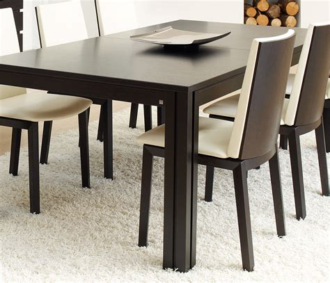 Modern Dining Table And Chairs Modern Dining Chairs From Skovby A151 Wharfside