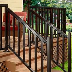 design home depot interior stair railings 42 with