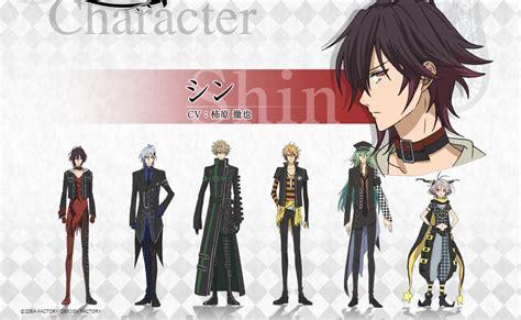 amnesia anime character name nagi yanagi to perform op for winter 2012 anime amnesia