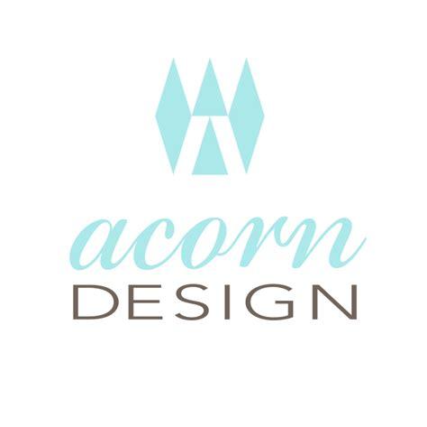 design logo etsy acorn design eco friendly retro design
