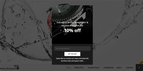 shopify themes uk 10 best shopify themes for your online store 2017