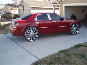 Chrysler 300 24 Inch Rims Oto Re 24 Inch Rims On A Crewmax