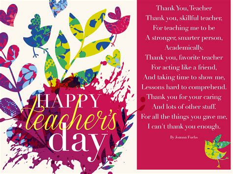 Greeting Poster world teachers day 2016 greeting cards posters ecards best
