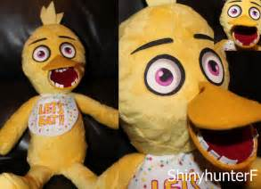 Five nights at freddy home made foxy plush he is not for sale how to