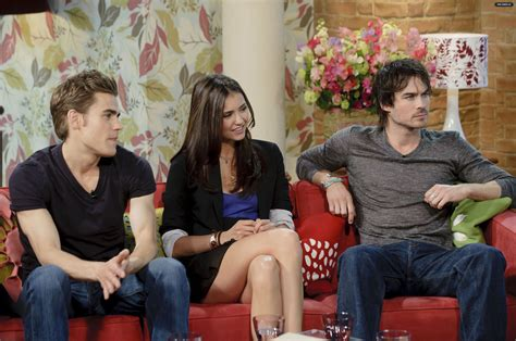 in the morning cast tvd cast this morning hq the diaries tv show