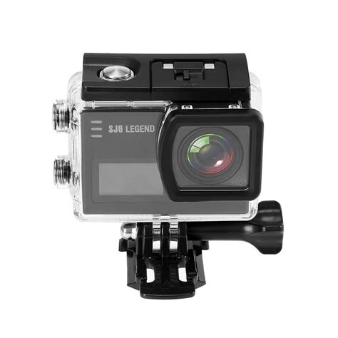 Sjcam Sj6 original sjcam sj6 legend 4k wifi black
