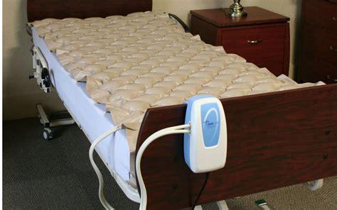 medline alternating pressure hospital bed mattress air pad ebay