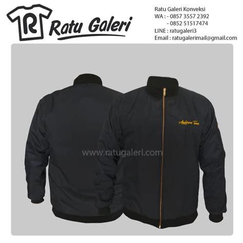 Jaket Boomber Kaos Wanita Sporty hasil dan produksi dan desain jaket evanza bomber teamkonveksi surabaya kaos seragam