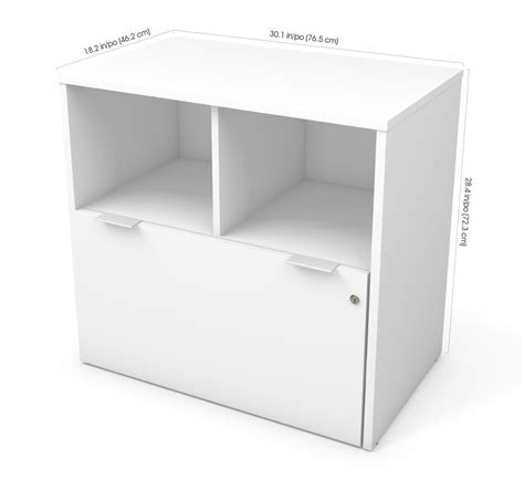 lateral file cabinet with 1 drawer
