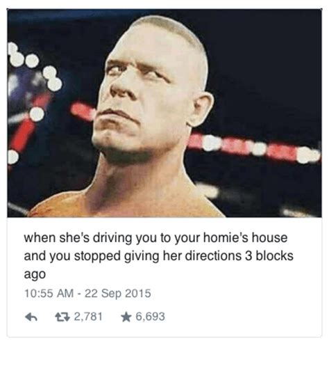 Funny Hoe Memes - when bae s driving