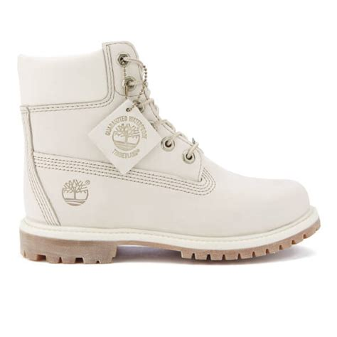 s white timberland boots timberland s 6 inch premium boots winter white