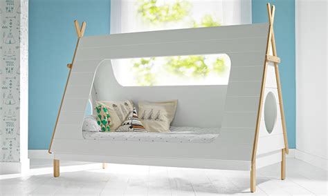 Play Desk For Kids Wild West Teepee Bed