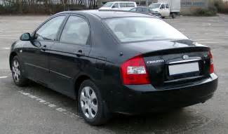kia cerato 1 5 2007 auto images and specification