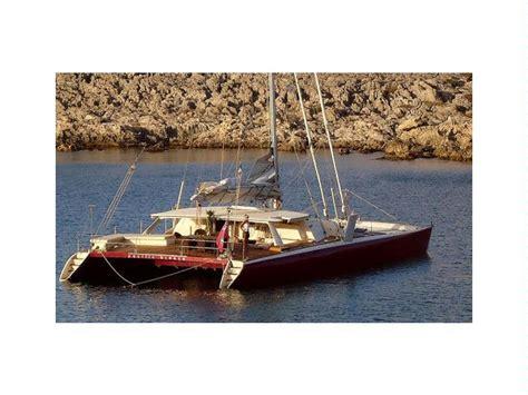 catamaran de vela en venta 75ft catamaran en mallorca catamaranes de vela de