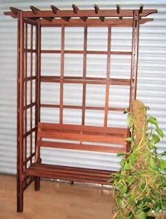 Rankhilfen Aus Holz 379 by Holz Gartenbank G 252 Nstig Sicher Kaufen Bei Yatego