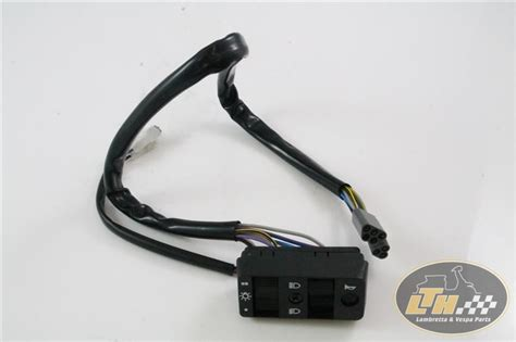 light switch 9 cable 2 multi coupler ital vespa pk125xl