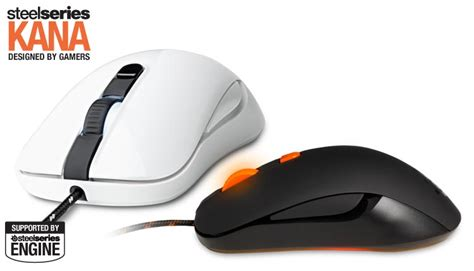 Mouse Steelseries Kana steelseries kana gaming mouse gadgetsin