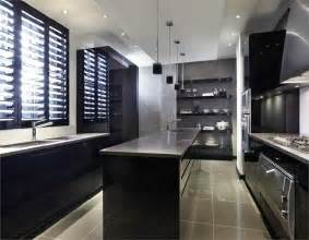 Kelly Hoppen Kitchen Design classic contemporary kitchen by kelly hoppen