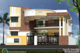 home design and plans in india modern contemporary south indian home design kerala home