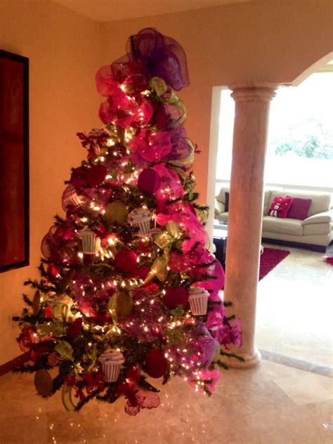 ideas para decoracion de arbol de navidad 2015 navidad