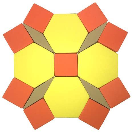 pattern block shape pictures quietshape 174 foam 1cm pattern blocks set of 250