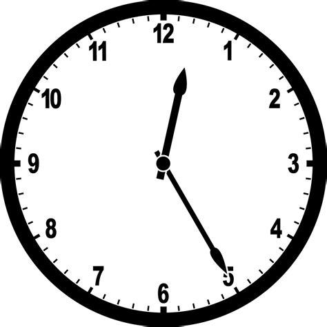 clipart etc clock 12 25 clipart etc