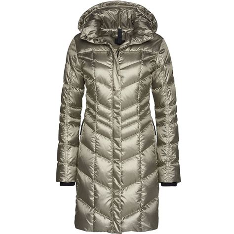 bogner fireice dalia metallic  jacket womens
