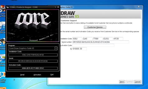 corel draw x5 crack keygen tutorial install crack corel x5 dengan keygen svshare7
