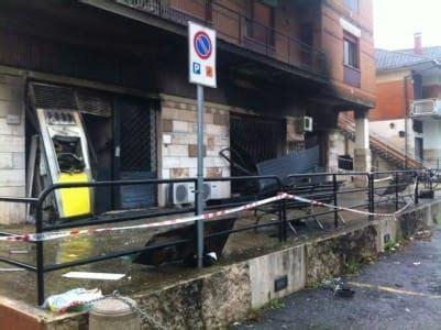 ufficio postale fiumicino esplosione per furto all ufficio postale di maccarese