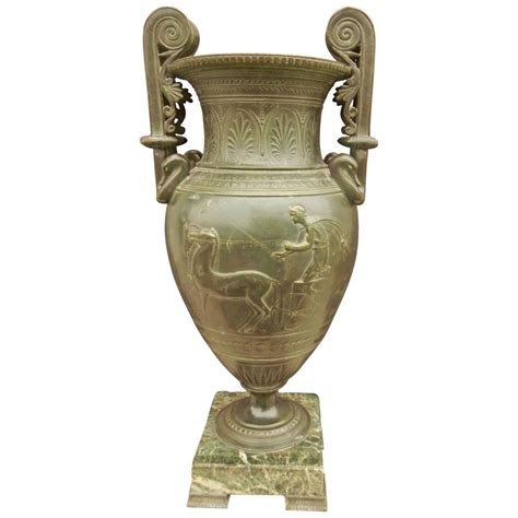 Decorative Vases And Urns large neoclassical styled vase or urn at 1stdibs