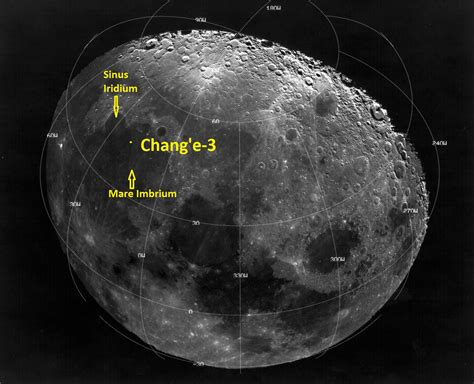 The Moon Chang E is china faking the moon the landings to join the real space programme ol