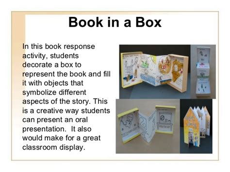 how to present a book report cool ways to present pictures photos best inspiration